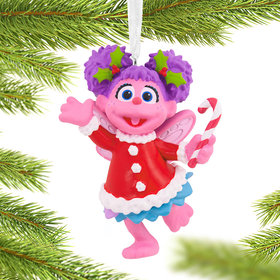 Sesame Street Abby Christmas Ornament