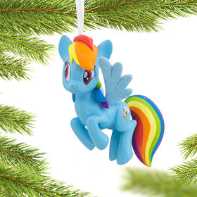 My Little Pony Rainbow Dash Christmas Ornament