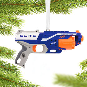 Nerf Blaster Christmas Ornament
