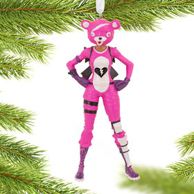 Fortnite Cuddle Team Leader Christmas Ornament
