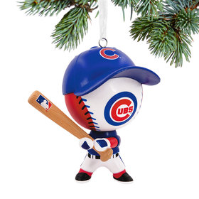 MLB Chicago Cubs Christmas Ornament