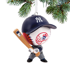 MLB New York Yankees Christmas Ornament