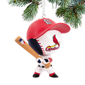 MLB St Louis Cardinals Christmas Ornament