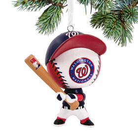 MLB Washington Nationals Christmas Ornament