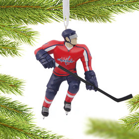 NHL Washington Capitals Christmas Ornament