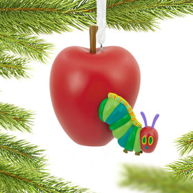 A Very Hungry Catepillar Christmas Ornament