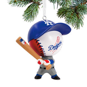 MLB Los Angeles Dodgers Christmas Ornament