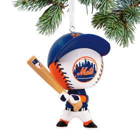 MLB New York Mets Christmas Ornament
