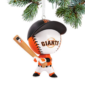 MLB San Francisco Giants Christmas Ornament