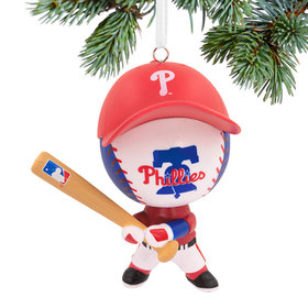MLB Philadelphia Phillies Christmas Ornament