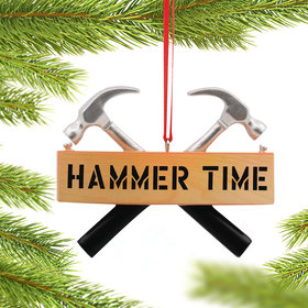 Handyman Christmas Ornament