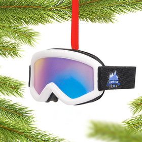 Goggles Christmas Ornament