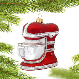 Personalized Stand Mixer Christmas Ornament