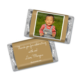 Birthday Personalized Hershey's Miniatures Photo