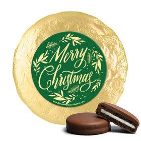 Bonnie Marcus Christmas Festive Leaves Chocolate Covered Oreos