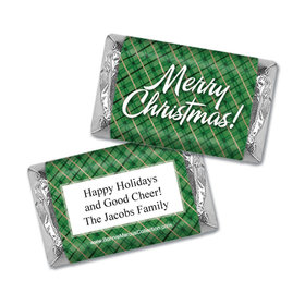 Personalized Bonnie Marcus Christmas Classical Hershey's Miniatures