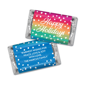 Personalized Bonnie Marcus Christmas Holiday Magic Mini Wrappers Only