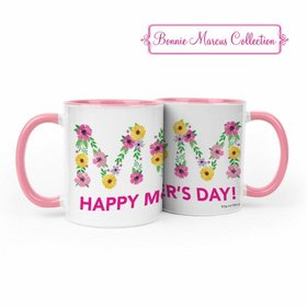 Personalized Bonnie Marcus Mother's Day Mom 11oz Mug Empty