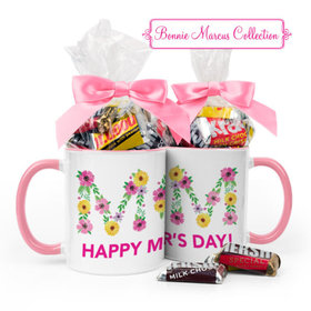 Personalized Bonnie Marcus Mother's Day Mom 11oz Mug Hershey's Miniatures