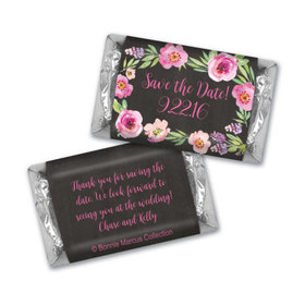 Bonnie Marcus Collection Assorted Miniatures Floral Embrace Save the Date Favors