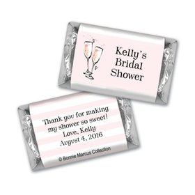 Bonnie Marcus Collection Hershey's Miniatures The Bubbly Custom Bridal Shower