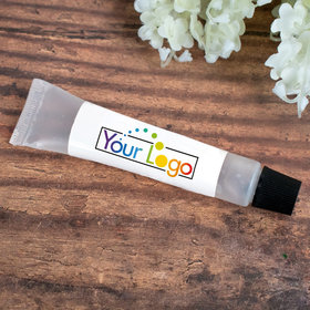 Promotional Hand Sanitizer Tube Personalized Add Your Logo 0.5 fl. oz.
