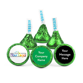 Personalized Business Promotional Superior Hershey's Kisses (50 pack)