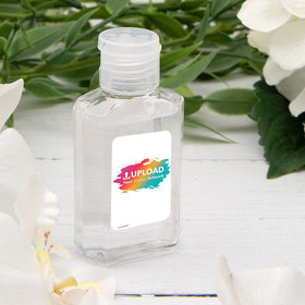 Personalized Hand Sanitizer 2 fl. oz bottle - Add Your Artwork