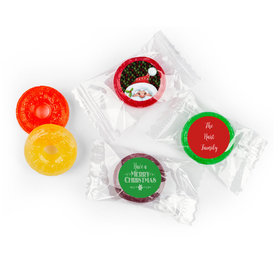 Christmas Chalkboard Life Savers 5 Flavor Hard Candy