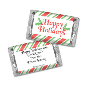 Personalized Christmas Mini Wrappers