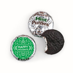 Happy Holidays Pearson's Mint Patties