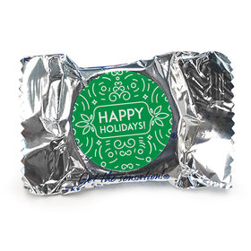 Happy Holidays York Peppermint Patties