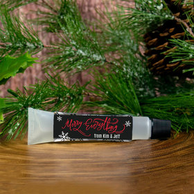 Personalized Hand Sanitizer Tube 0.5 fl. oz. - Christmas Merry Everything
