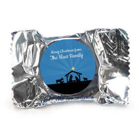 Personalized Christmas O' Holy Night York Peppermint Patties