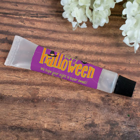 Personalized Hand Sanitizer Tube 0.5 fl. oz. - Halloween Spirit