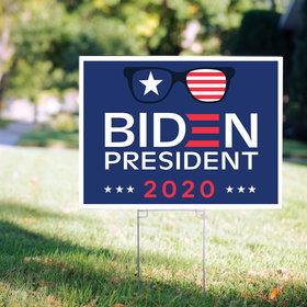 Yard Sign - Biden President 2020