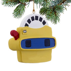 View Master Picture Viewer Christmas Ornament
