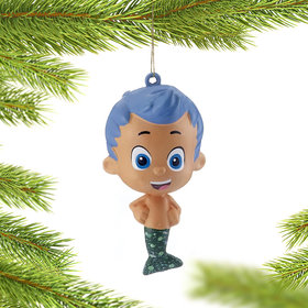 Personalized Bubble Guppies Gil Christmas Ornament