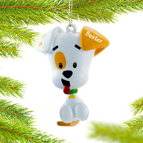 Personalized Bubble Guppies Bubble Puppy Christmas Ornament