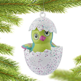 Hatchimals (Light Green) Christmas Ornament