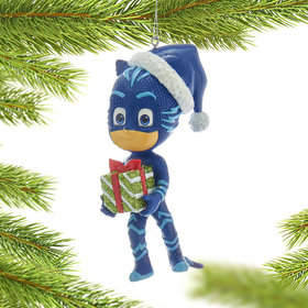 Personalized PJ Masks - Catboy Christmas Ornament