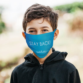 Personalized Write Your Own Message Face Mask