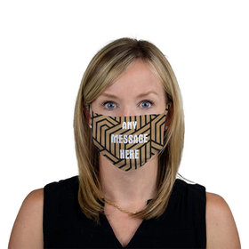 Personalized Gatsby Write Your Own Message Face Mask