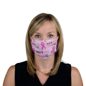 Personalized Spread the Hope Find the Cure Face mask