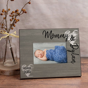 Personalized Picture Frame Mommy & Me