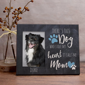 Personalized Picture Frame This Dog Stole my Heart
