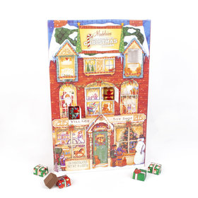 Madelaine Christmas Village Toy Shop Countdown to Christmas Advent Calendar