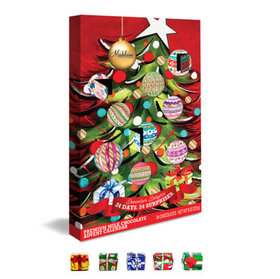 Madelaine Christmas Tree Countdown to Christmas Advent Calendar