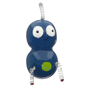 Two-Eyed Space Alien Christmas Ornament