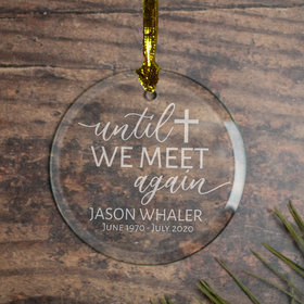 Personalized General Loved Ones Christmas Ornament
